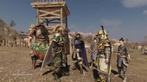 Ps4 Dynasty Warriors 9 Region 3 Asia eight minutes of high quality dynasty warriors 9 gameplay