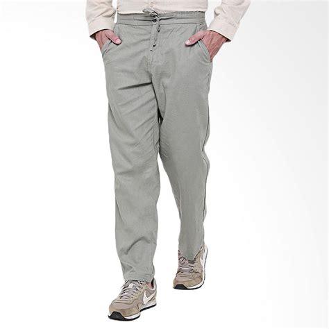 Celana Linen by Jual Tendencies Homie Linen Celana Panjang Pria