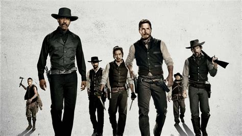 film cowboy 2016 the magnificent seven 2016 5k wallpapers hd wallpapers