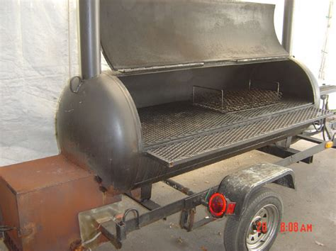 home made smoker plans custom offset bbq wood smoker bbqbros net