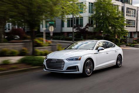 Audi S5 Sportback by 2018 Audi A5 S5 Sportback Drive Review