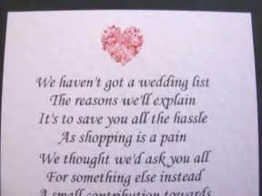 wedding gifts asking for money poems 20 wedding poems asking for money gifts not presents ref no 2 163 1 99 picclick uk