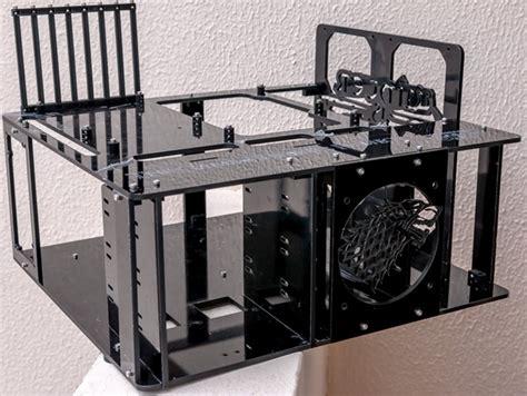 gabinete bancada bancada gba rack gabinete acr 237 lico watercooler casemod 0