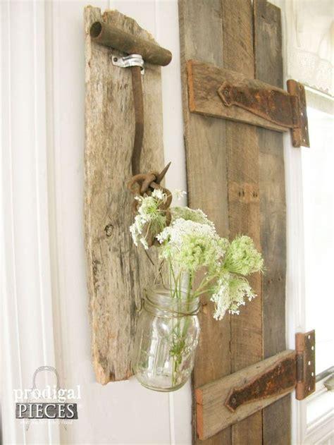 rustic antique home decor use antique farmhouse tools as rustic wall decor hometalk