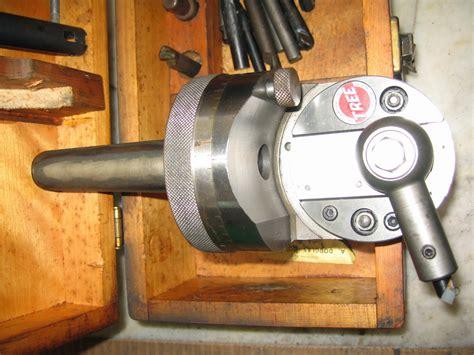tree taper boring tools