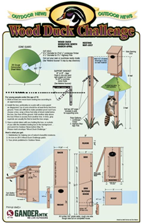 wood duck houses plans wood duck house plan house design plans