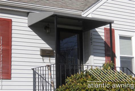 fixed awnings for home fixed welded frame awnings atlantic awning