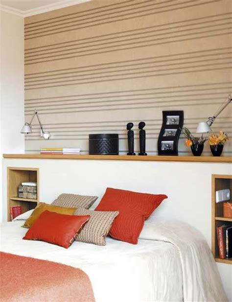 schlafzimmer wand hinter dem bett ideen attraktive wandgestaltung hinter bett m 246 belideen