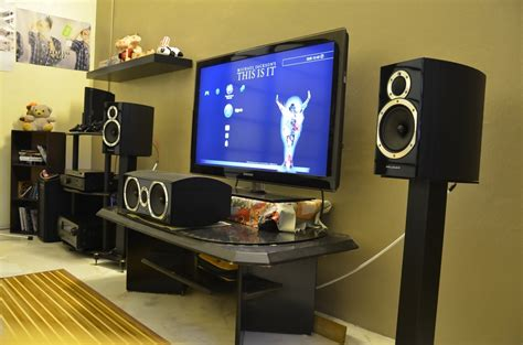 bedroom home theater zephyryj s home theater gallery bedroom setup 9 photos