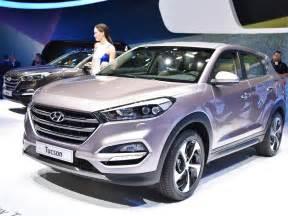 2016 Hyundai Ix35 2016 Hyundai Ix35 El Pictures Information And Specs
