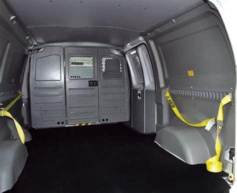 Bed Liners For Pickup Trucks Van Interior Walls Cargo Vans Truckandbody Com Blog