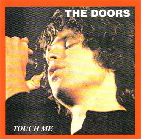 Touch Me Doors by Doors Touch Me 1cd Giginjapan