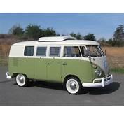 1967 Volkswagen Westfalia Family Camper  AskAutoExpertscom