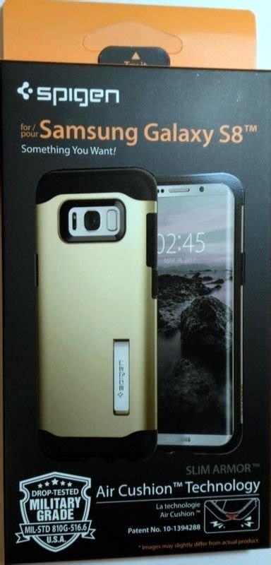 Spigen Slim Armor Gold Maple Galaxy S8 spigen gold maple slim armor for samsung galaxy s8 565cs20832