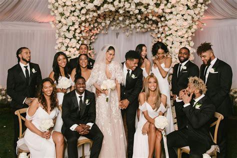 chanel iman married sterling shepard chanel iman marries sterling shepard people