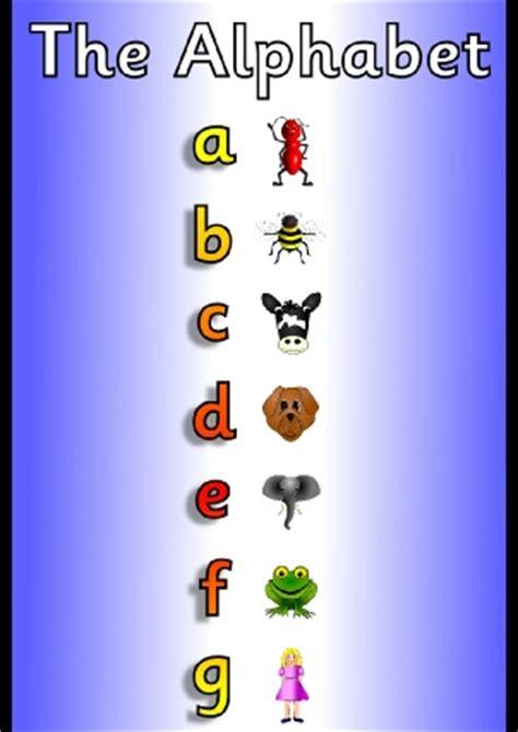 printable alphabet letters sparklebox printable alphabet posters and alphabet friezes sparklebox