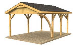 Wooden Carport High Quality Timber Buildings Wooden Carports Shelters