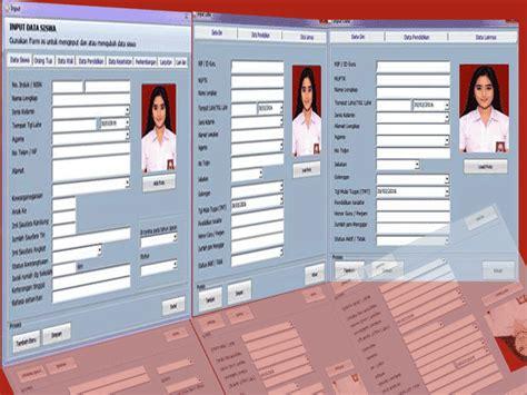 format buku induk siswa smk software aplikasi buku induk otomatis sd mi smp mts sma