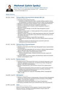 Erp Administrator Sle Resume division manager resume sles visualcv resume sles database