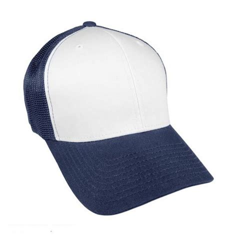 Baseball Cap flexfit flexfit white front trucker baseball cap all
