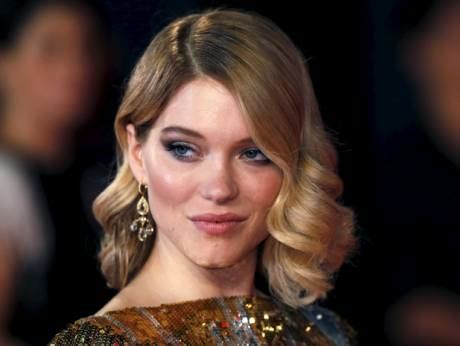 lea seydoux agent lea seydoux for bond you have to be up for it i had to