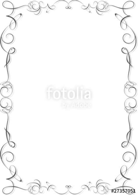 cornici foglio quot cornice ornamentale ornamental frame vector quot immagini e