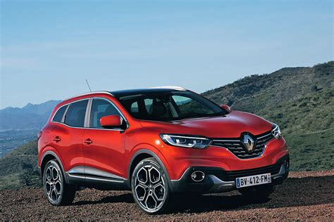 renault suv french new compact suv renault kadjar autos world blog