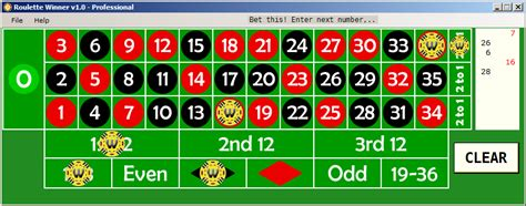 Roulette Strategy To Win Money - roulette winner professional 1 0 download