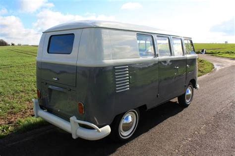 volkswagen cer trailer 1962 vw screen cer vw bus and cer