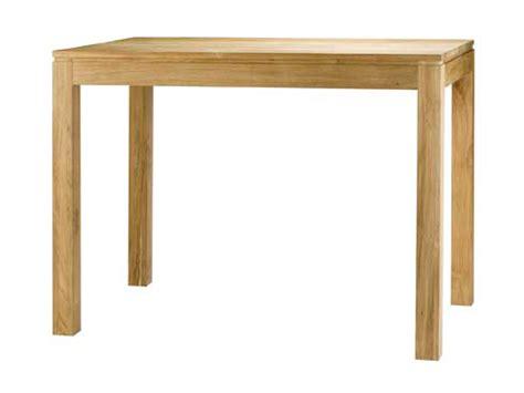 table haute cuisine bois design table cuisine haute bois 22 brest table ronde