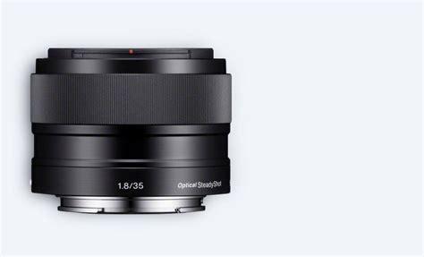 35mm F 1 8 Sony Lens sony sel35f18 e mount aps c 35 mm f1 8 prime lens
