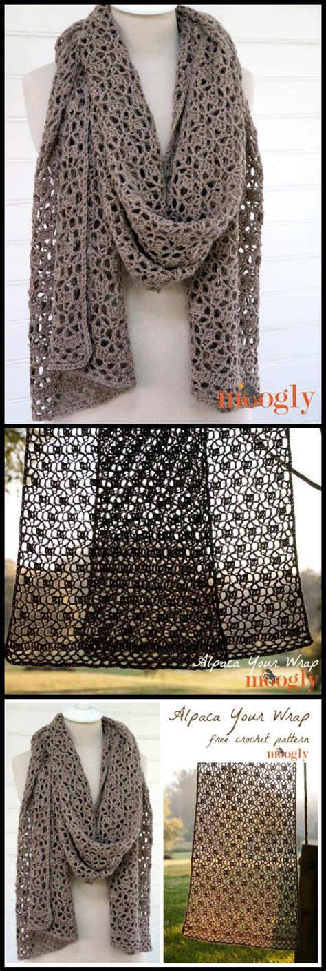 Crochet Shawl Pattern Crochet Wrap With Pineapple Motif 100 free crochet shawl patterns free crochet patterns