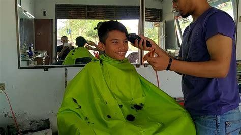 undercut  haircut stylecara potong rambut pria simpel  rapi model rambut anak sekolah