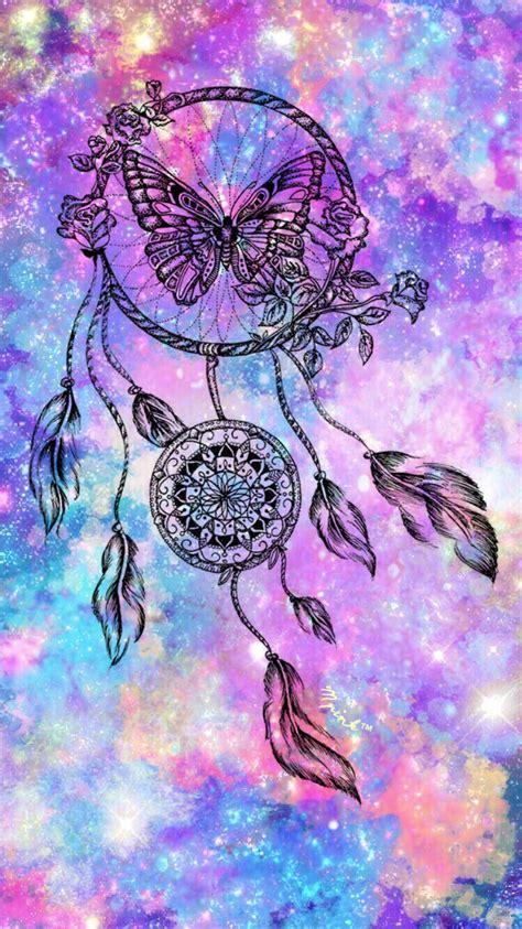 Butterfly Dreams butterfly dreamcatcher wallpaper my wallpaper creations