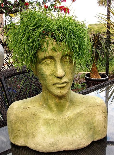 head planter pots for sale head planter pots best 25 head planters ideas on