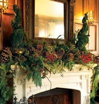 mantel christmas decorating ideas