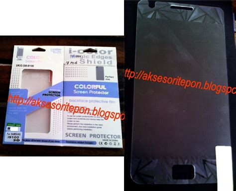 Hp Sony Note screen protector 3d samsung galaxy note i9220 n7000