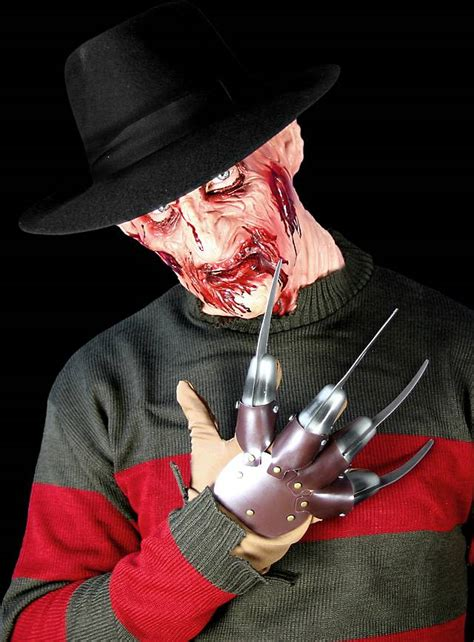 Gothic Home Decorations by Original Freddy Krueger Costume Kit