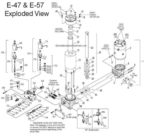 e47 plow solenoid wiring diagram meyers snow plows