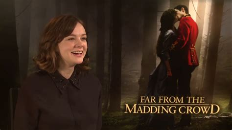 far from the madding carey mulligan interview far from the madding crowd