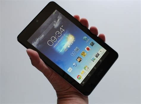 Tablet Asus Pad 7 asus memo pad 7 already goes on sale notebookcheck net news