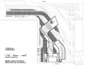 Zaha Hadid Floor Plan Zaha Hadid The Maxxi Museum Rome Part 2