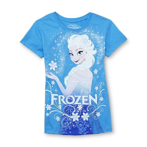 Elsa Shirt disney frozen s graphic t shirt elsa the snow