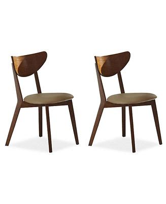 Macys Dining Chairs Alva Set Of 2 Dining Chairs Direct Ship Furniture Macy S