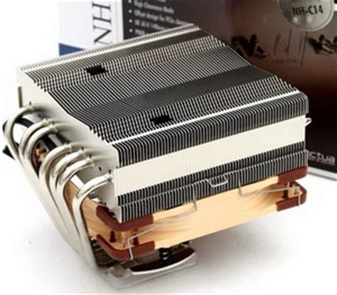 best low profile cpu cooler noctua nh c14s low profile cpu cooler review frostytech news