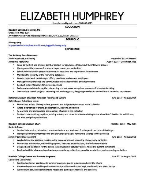 executive resume template 2016 free sles exles