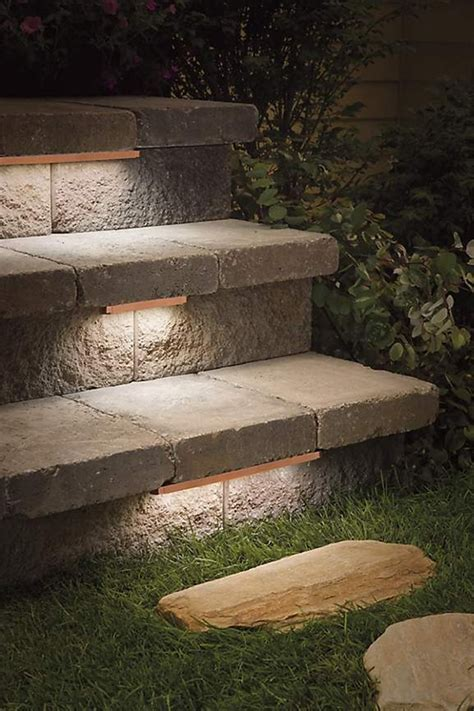 Outdoor Step Lighting by Create Outdoor Ambiance With Deck Lighting Outdoor