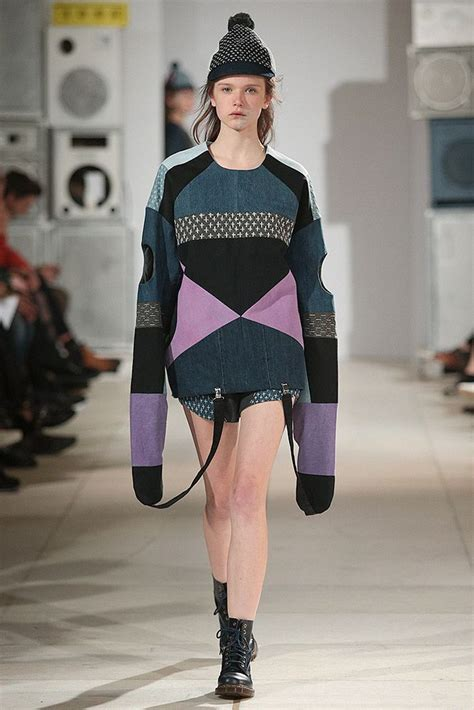 Contention On The Catwalk As Fashion Finds It Conscience by Kingston Fashion Student Elina Priha S Work New