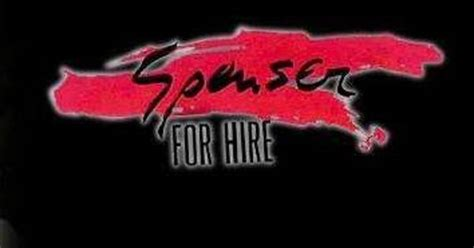 for hire spenser for hire cast list of all spenser for hire