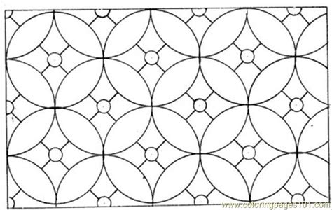 free pattern color sheets free coloring pages of circular patterns